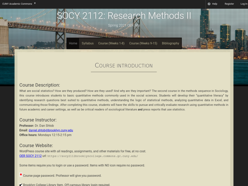 Click to go to homepage of SOCY 2112 OER.